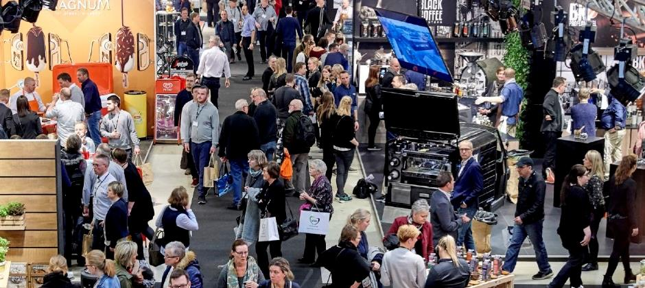 In 2018, Foodexpo was visited by more than 26,000 professionals. Photo: MCH / Tony Brøchner.